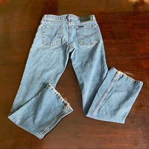 Women's Harley Davidson Bootcut Light Wash Jeans